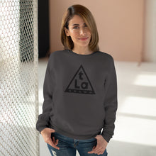 Load image into Gallery viewer, T La Shawn Pyramid Logo - Crew Neck Sweatshirt