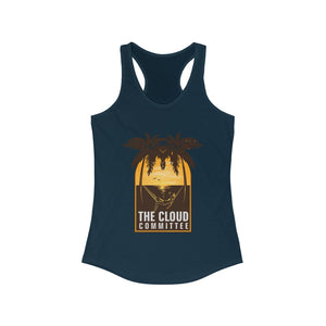 The Cloud Committee - Racerback Tank