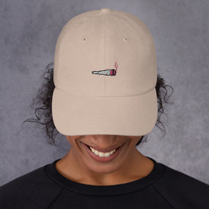 Embroidered Doobie Dad hat