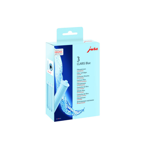 Jura Claris Blue - waterfilter - 3 pack