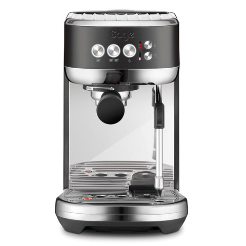 Sage Bambino Plus espresso machine Stainless Black