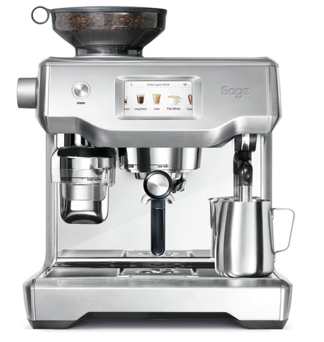 Sage Oracle Touch volautomaat koffiemachine RVS