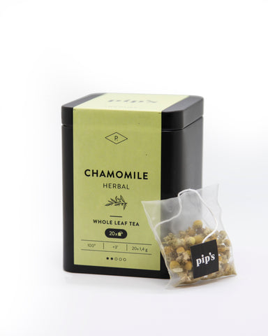 Chamomile - pip's - kruidenthee