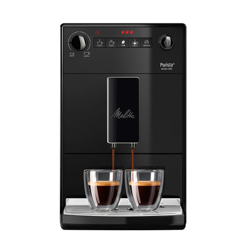 Melitta Purista pure black koffiemachine