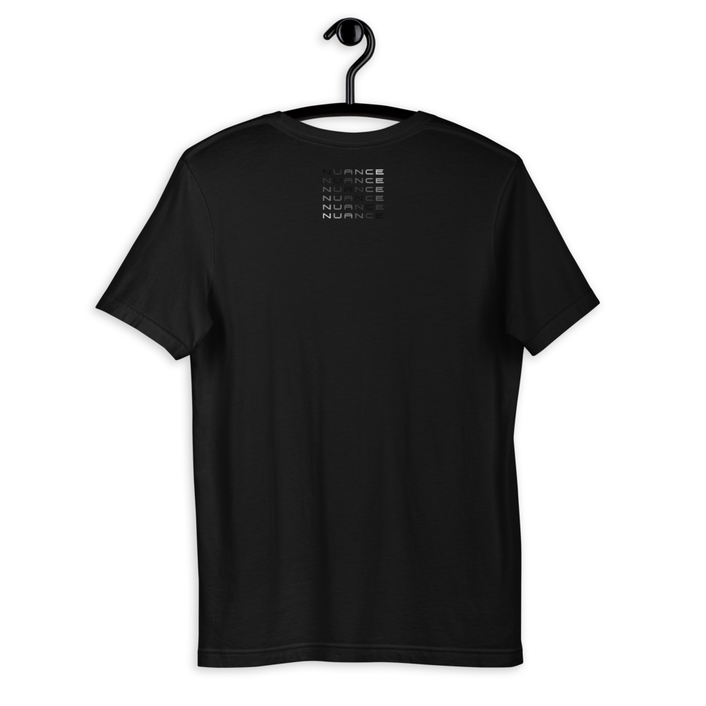 Silenced Geometry Tee - Rubix