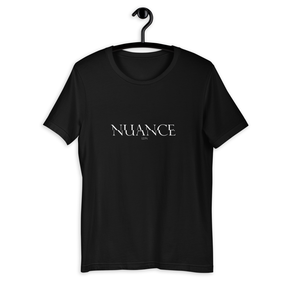 Nuance Essentials Tee Black