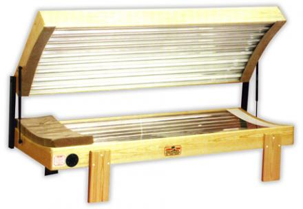 Regency Double Sun Bed hire