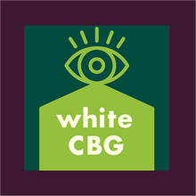 Load image into Gallery viewer, White CBG • 14.4% Total CBG