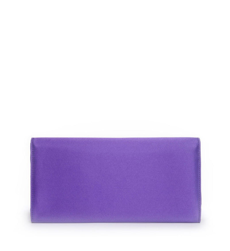 New Canaan Clutch, Purple