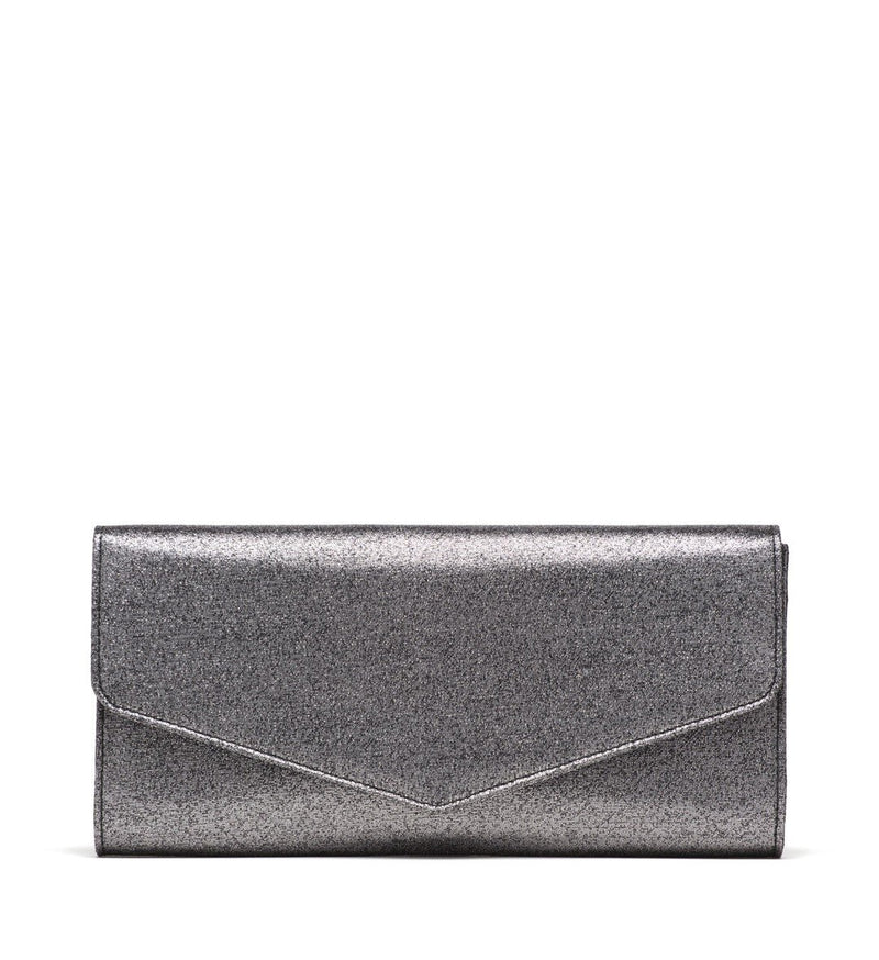 New Canaan Clutch, Silver
