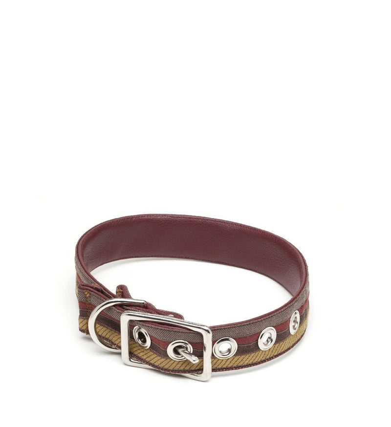 Dog Collar, Striped