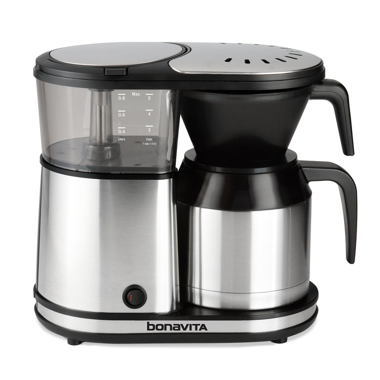 Bonavita 5-Cup One-Touch Thermal Carafe Coffee Brewer