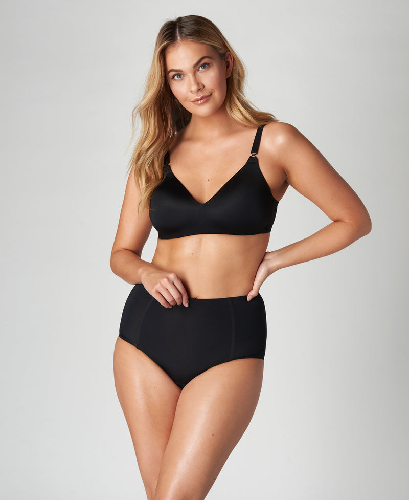 Seamless Leak-Proof High Waist