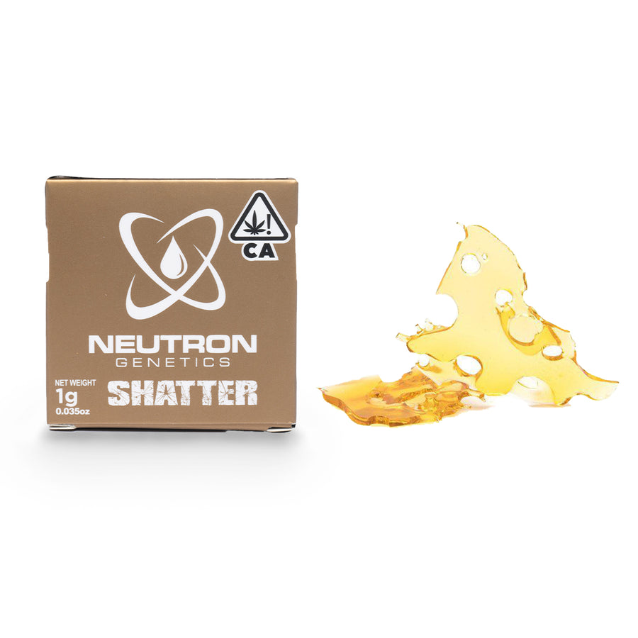 Neutron Genetics | Strawberry Lemonade | 1G Shatter