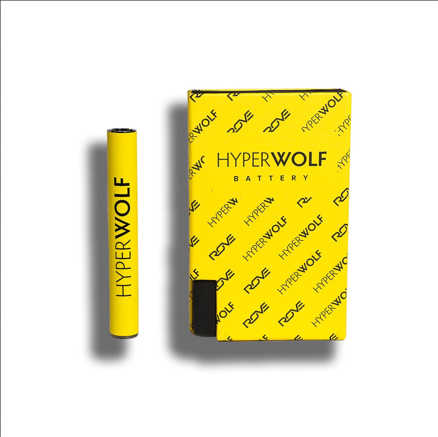 Rove x HyperWolf | Adjustable 510 Battery