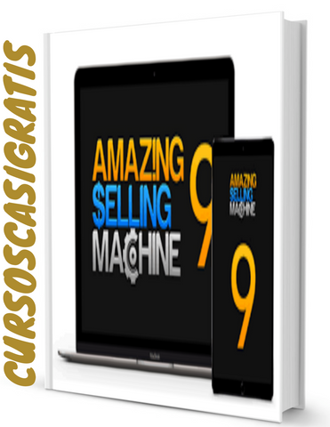 Amazing Selling Machine 9 _Matt Clark, Jason Katzenback (ENGLISH)