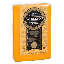Balderson Cheese Medium