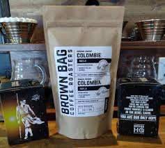 Coffee - Brown Bag Locally Roasted Coffee (Ground)