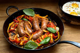 Seed to Sausage Half Links Caramelized Onion & Pepper