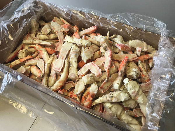 King Crab - Claws and Arms, Cooked, Russia