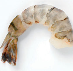 Black Tiger Shrimps - Peeled Deveined Tail On (PDTO)