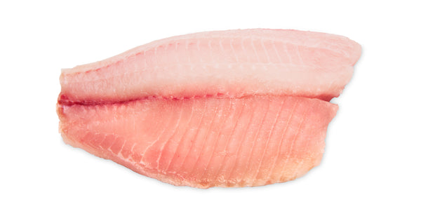 Tilapia Fillets - Skinless, Boneless, IVP