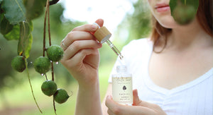 Skincare with a range of pure macadamia oil products