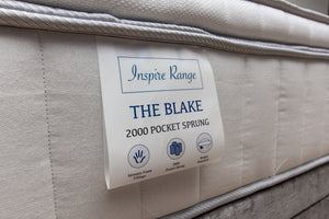 The Blake 2000 Pillow Top Mattress