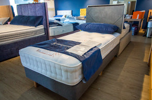 Backcare 1000 Single Bed Set