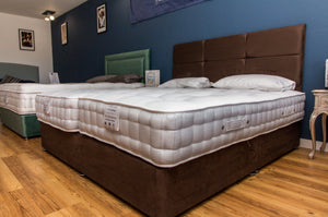 Harber Staffordshire 1000 Zip&Link Bed Set