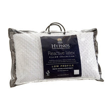 Load image into Gallery viewer, Twin Pack Hypnos Reactive Latex Pillow - Bennetts Bedrooms