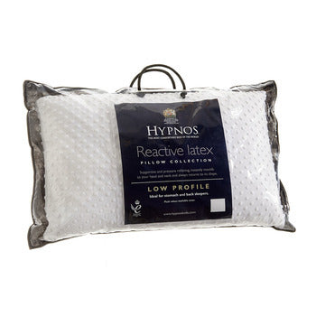Twin Pack Hypnos Reactive Latex Pillow - Bennetts Bedrooms