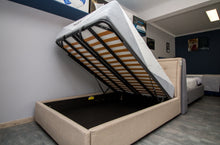 Load image into Gallery viewer, MLily Ottoman Storage & Mattress set