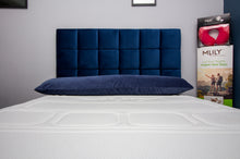 Laden Sie das Bild in den Galerie-Viewer, Bennetts Cube Divan Bed Set - Bennetts Bedrooms
