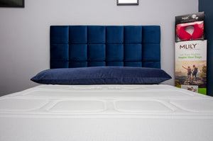 Bennetts Cube Divan Bed Set - Bennetts Bedrooms