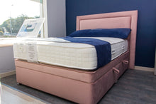 Load image into Gallery viewer, Sleepeezee Ottoman Storage Bed set - Bennetts Bedrooms
