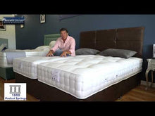 Load and play video in Gallery viewer, Harber Staffordshire 1000 Zip&Link Bed Set