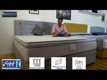 Load and play video in Gallery viewer, Rydel Blake 2000 Pillow Top Bed Set