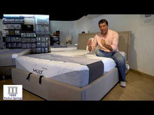 Load and play video in Gallery viewer, MLily Ottoman Storage & Mattress set