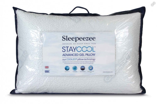 Sleepeezee StayCool Pillow - Bennetts Bedrooms