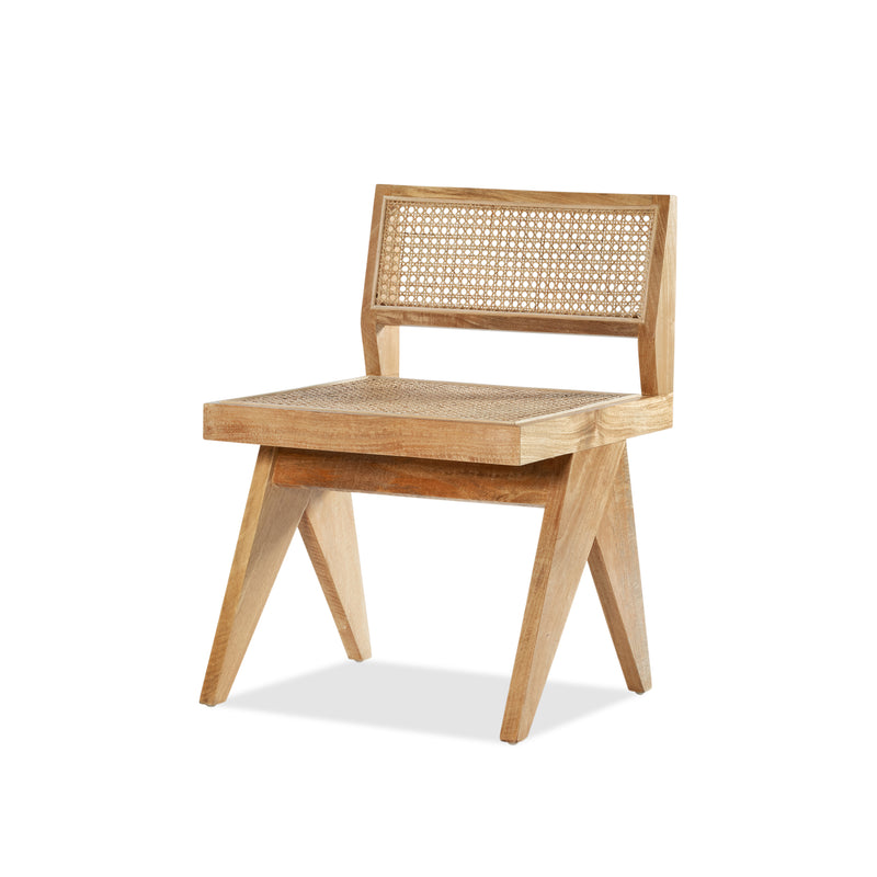 Belagio Chair — Natural/Rattan - Empire Homewares