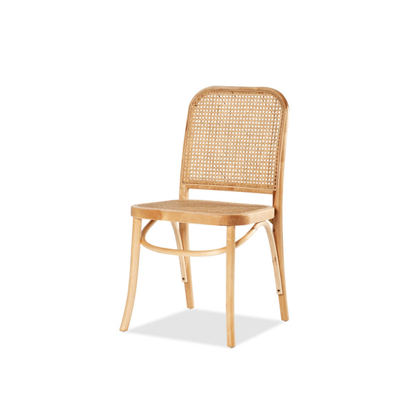 Birch Bentwood Chair — Natural - Empire Homewares