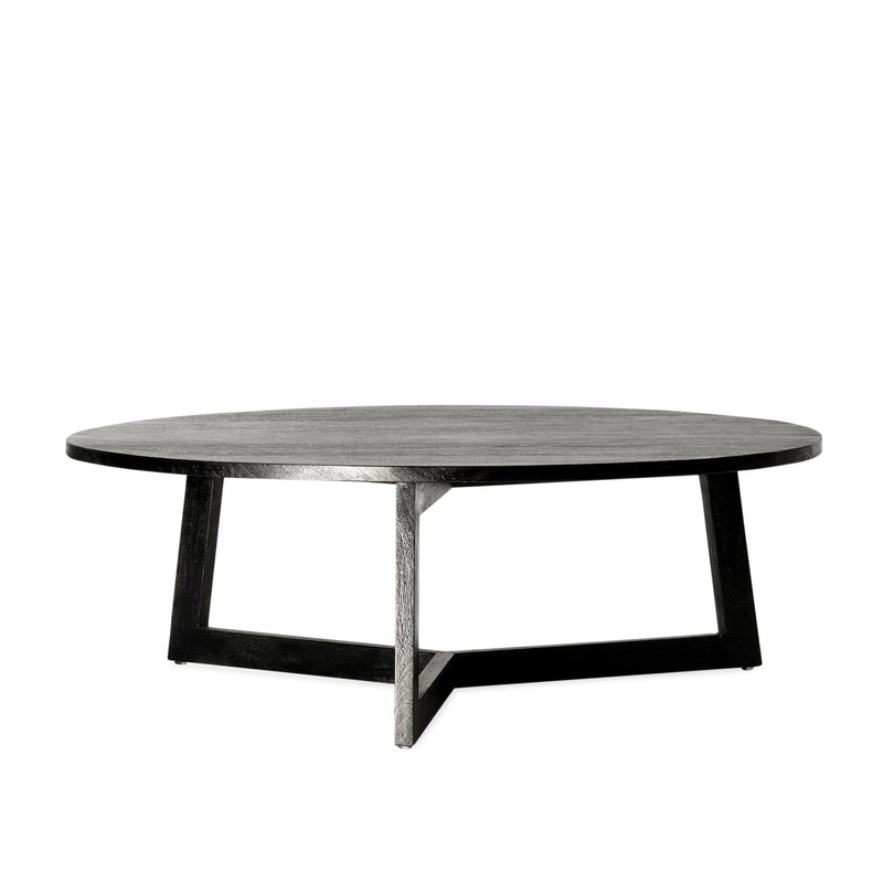 Delta Coffee Table — Black - Empire Homewares