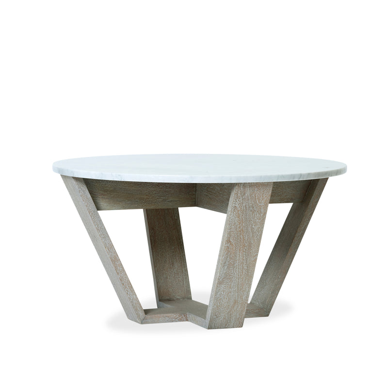 Joshua Coffee Table — Grey/Marble - Empire Homewares