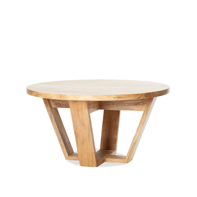 Joshua Coffee Table — Natural - Empire Homewares