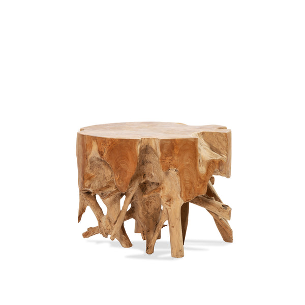 Root Block Coffee Table — Raw - Empire Homewares