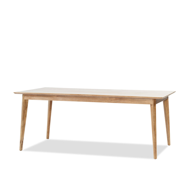 Marilyn Dining Table — Natural - Empire Homewares