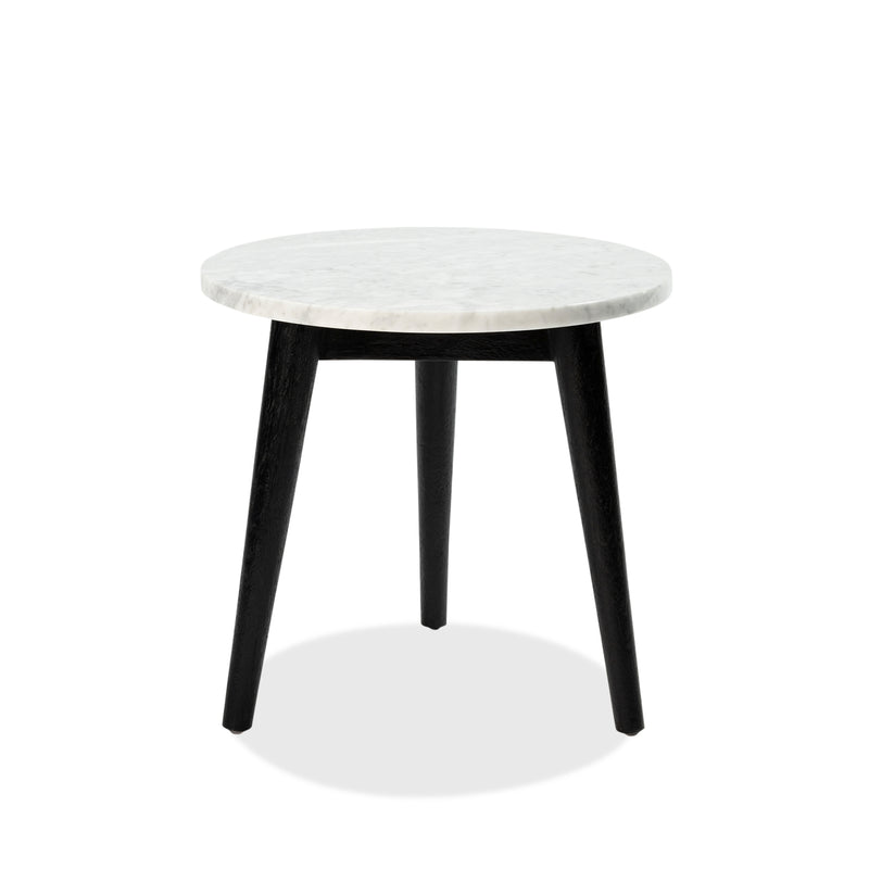 Destiny Side Table — Black - Empire Homewares
