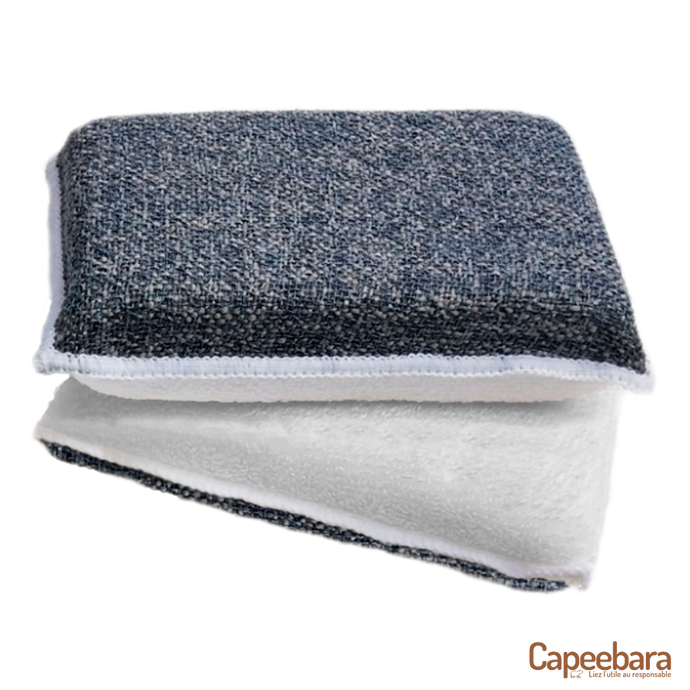 Why choose a sponge Capeebara for the kitchen or the bathroom ?