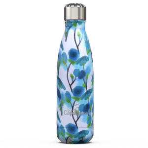 Bottle stainless steel thermally insulated - Airtight and light - Stainless steel Food Certified without BPA